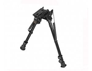 "10.23""-12.99"" Swival  Foldable Alum. Bipod BP-29L"