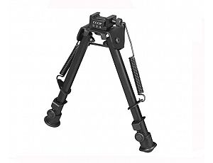 "8.2'- 12.8"" Tactical bipods with spring tension control BP-79M"